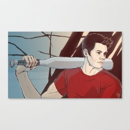 stiles Canvas Print