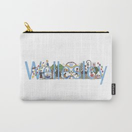Wellesley College by Stephanie Hessler '84 Carry-All Pouch