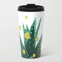Christmas Succulent Travel Mug