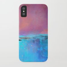Versailles-Abstract  iPhone X Slim Case