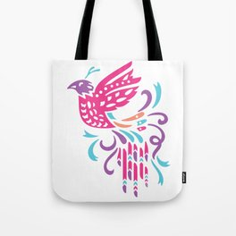 Boho Bird Tote Bag