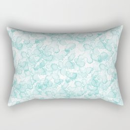 Abstract X Rectangular Pillow