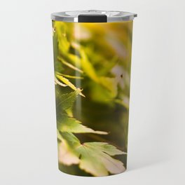 Leaves Travel Mug