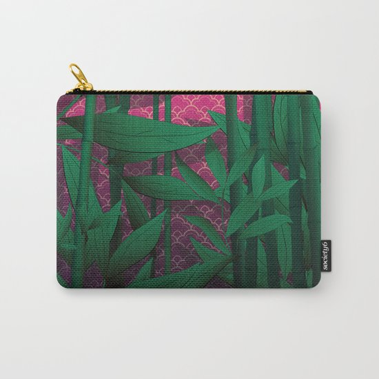 Japanese Sunset Carry-All Pouch