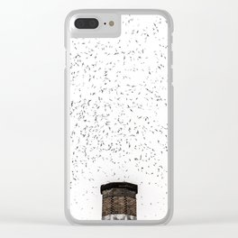 Swift Migration Clear iPhone Case