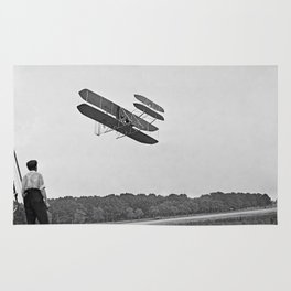 Wright Brothers Rug