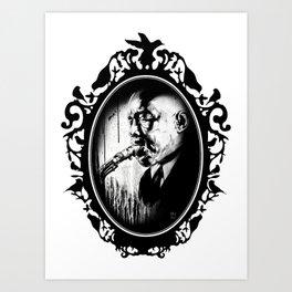 Charliebird Art Print