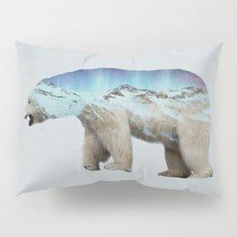 The Arctic Polar Bear Pillow Sham