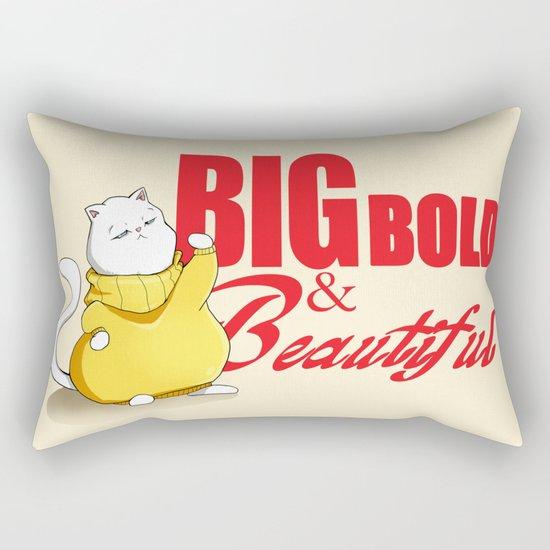 Big Bold & Beautiful Rectangular Pillow