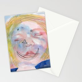 I feel tired Stationery Cards