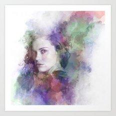 Lydia Martin Art Print