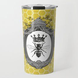 Queen Bee Travel Mug