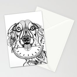 dog. Stationery Cards