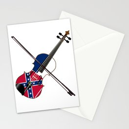 Mississippi Fiddle Stationery Cards