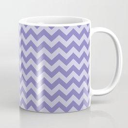 Purple Moroccan Moods Chevrons Coffee Mug