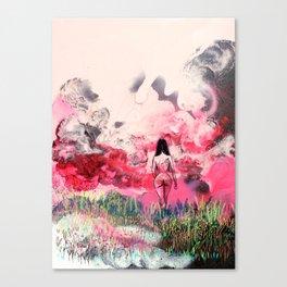 Still Remains Canvas Print