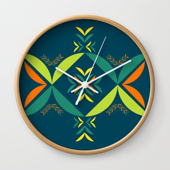 Can you see Wall Clock