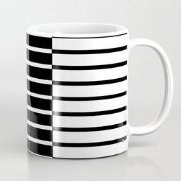 Zebras Play Piano Duet Coffee Mug