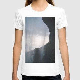 Behind Seljalandsfoss T-shirt