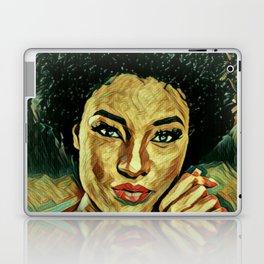 Princess Black Laptop & iPad Skin