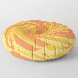 Agitation Floor Pillow