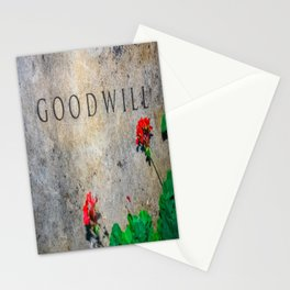 Goodwill Stationery Cards