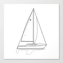 Ranger 23 Canvas Print