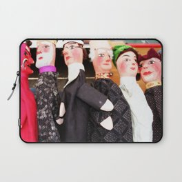 Tout le Monde Laptop Sleeve