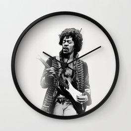 JimiHendrix Wall Clock