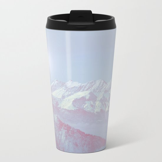PERLE Metal Travel Mug