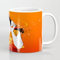 sound Mugs featuring Sound by CoCoCo
