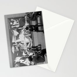 Guernica in Tokyo Stationery Cards