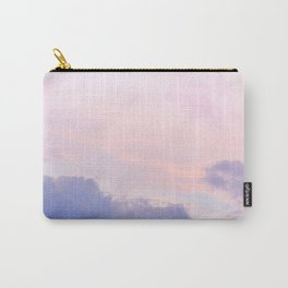 Unicorn Pastel Clouds #5 #decor #art #society6 Carry-All Pouch