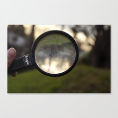 Magnify Canvas Print