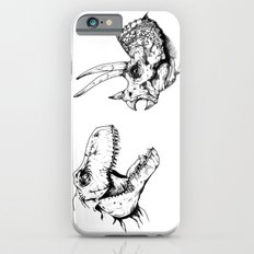 T-Rex Vs Triceratops Slim Case iPhone 6s
