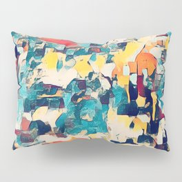 All oVER the PLACE Pillow Sham