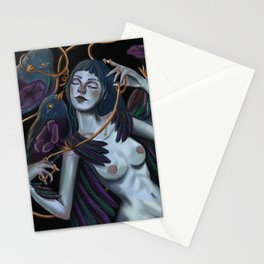 Ishtar Ipomoea's dream Stationery Cards