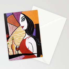 Girls Night Out Stationery Cards