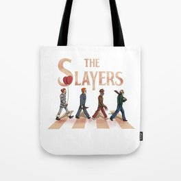 the slayers Tote Bag