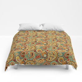Morocco Paisley Comforters