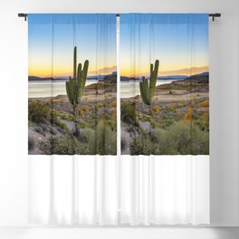 Cactus United States Blackout Curtain