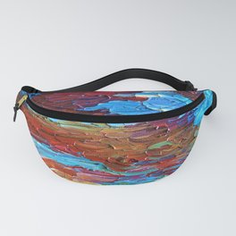 Evening Sunset Fanny Pack