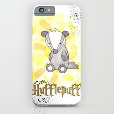 Hufflepuff - H a r r y P o t t e r inspired Slim Case iPhone 6s
