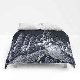 Stalagmites Comforters