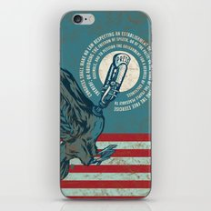 Free Press iPhone & iPod Skin