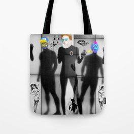 Body Language 75 Tote Bag