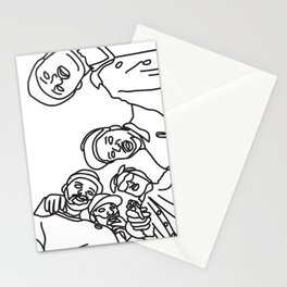 ASAP Mob Stationery Cards