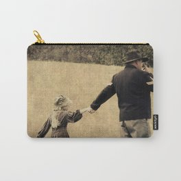 Union Soldier and Daughter Carry-All Pouch