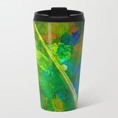 The Color of Music - Trumpet Metal Travel Mug