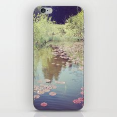 Lillypads iPhone & iPod Skin